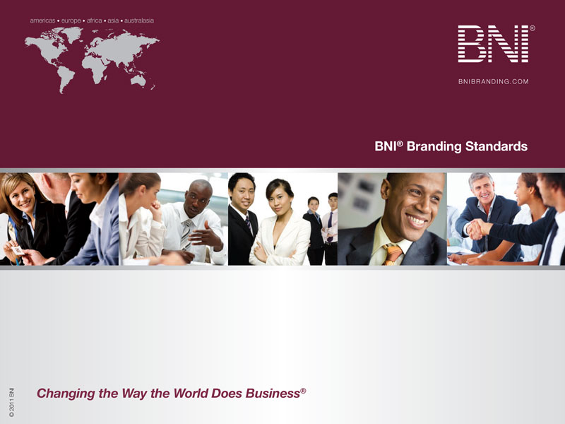 BNI Global Branding