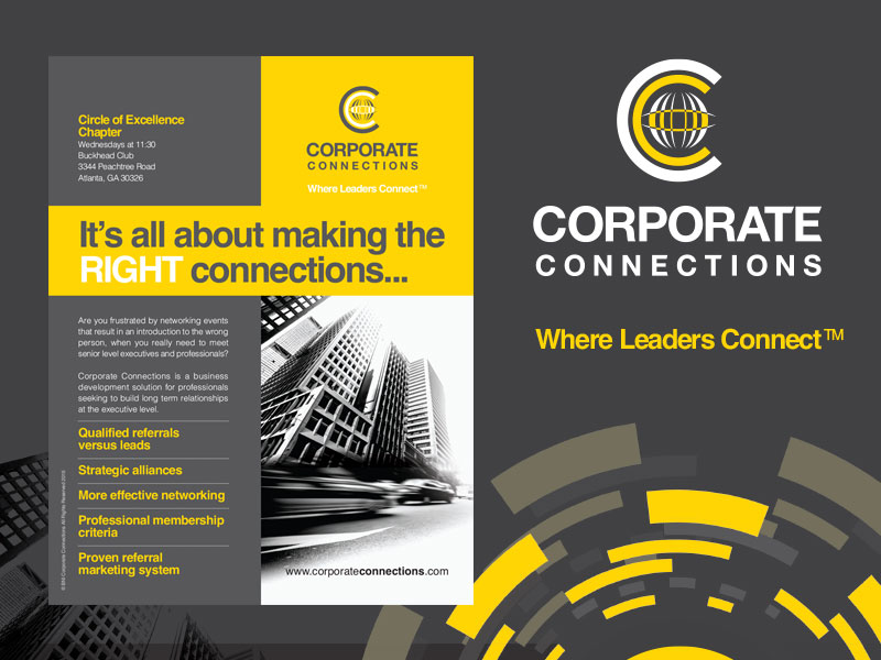 Corporate Connections USA Branding