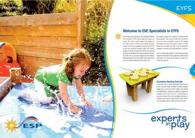 ESP Play Catalogue Layout