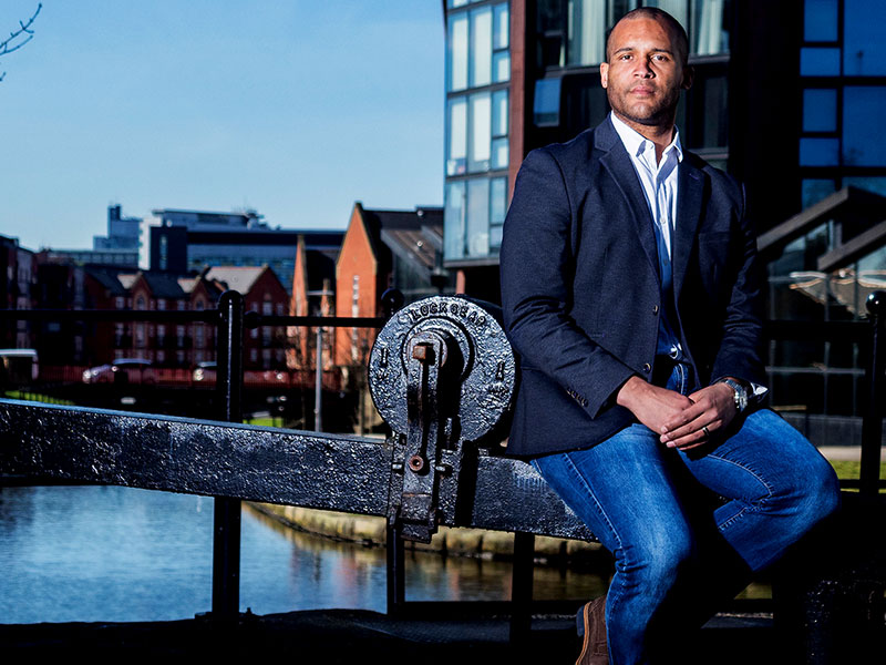 Clarke Carlisle Foundation For Dual Diagnosis Website