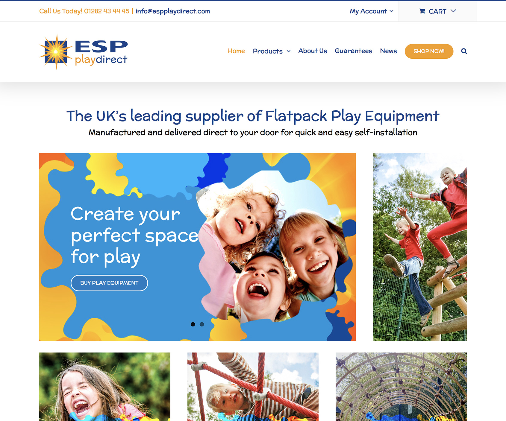 ESP Play Burnley Play Equipment