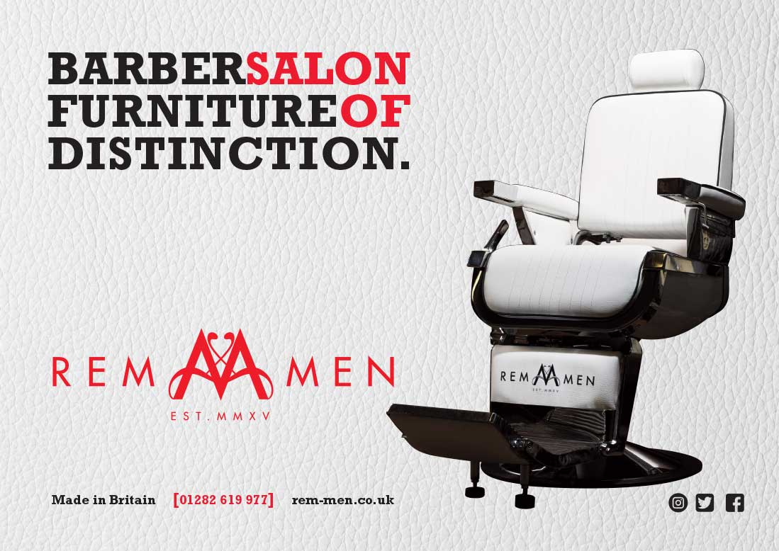 REM Men Advertising Concept Distinction