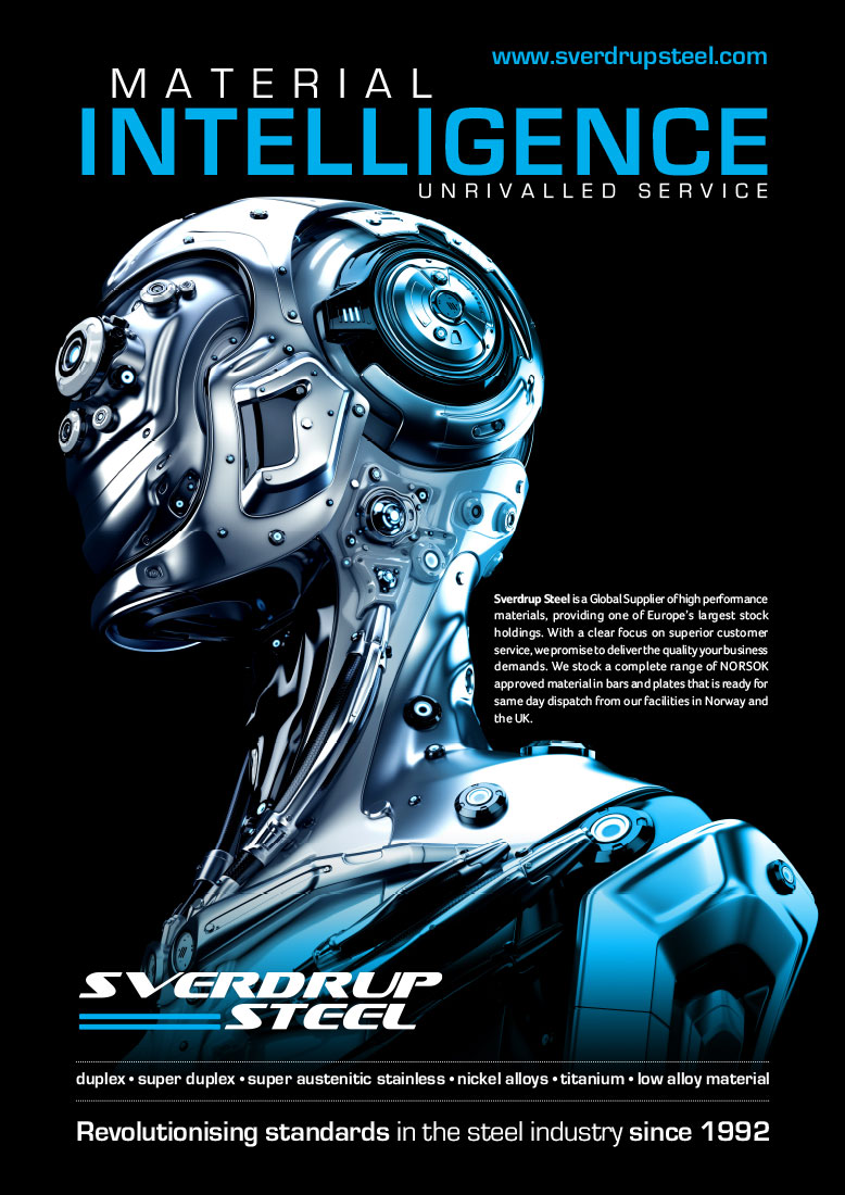 Sverdrup Steel Advertising Concepts
