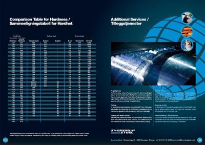 Sverdrup Steel Brochure