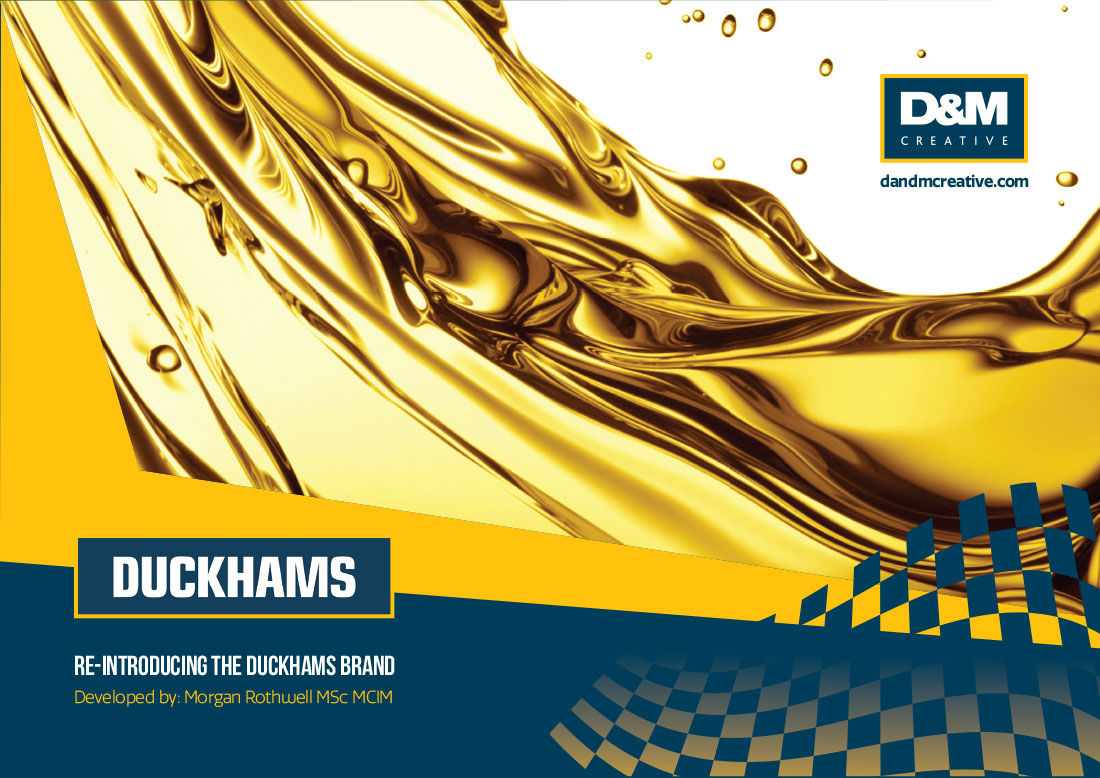 Duckhams Corporate Identity Proposal