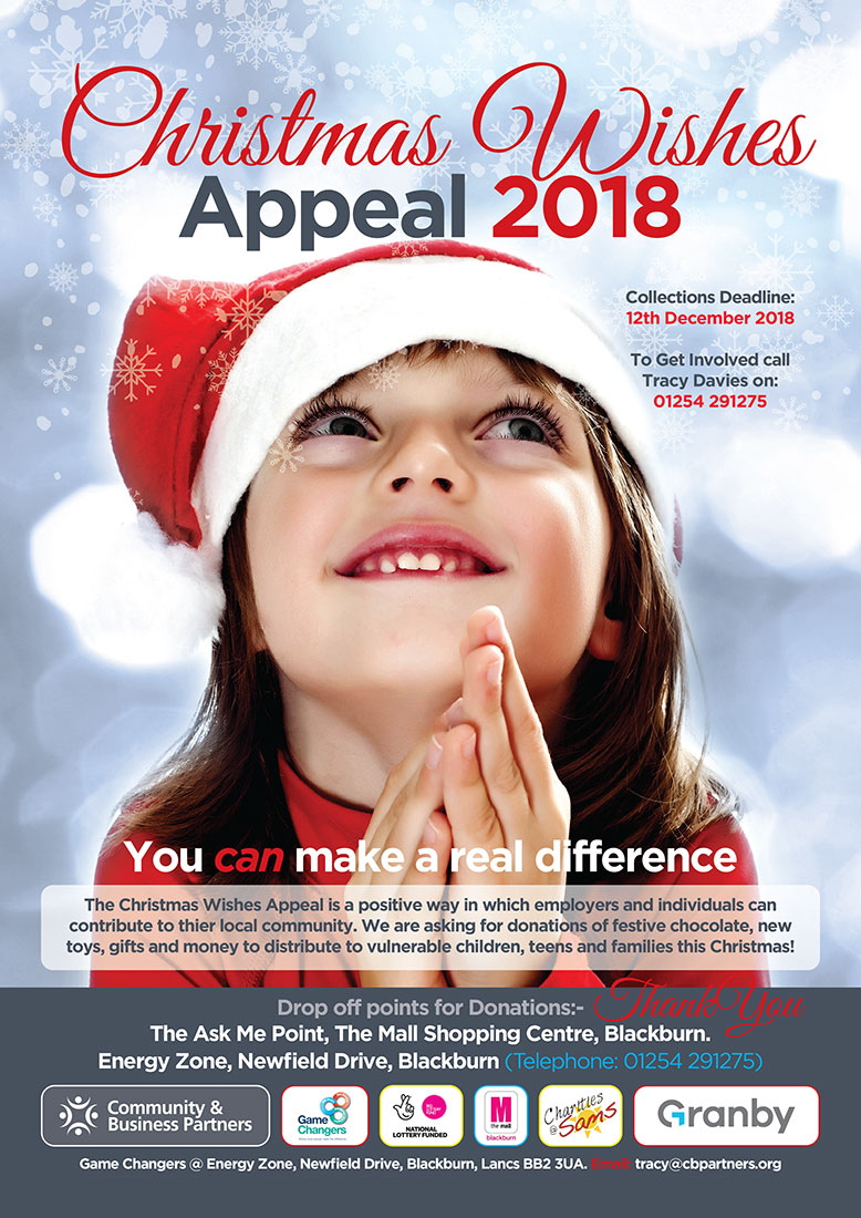Christmas Wishes 2018 Charitable Advertising Campaign