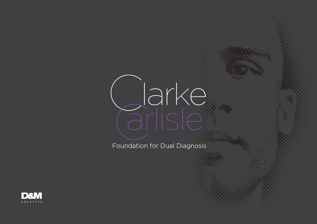 Clarke Carlisle Foundation Corporate Identity