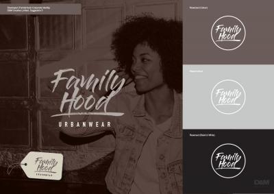 Familyhood Brand Identity