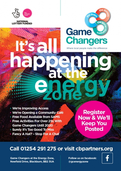 Game Changers A3 Poster
