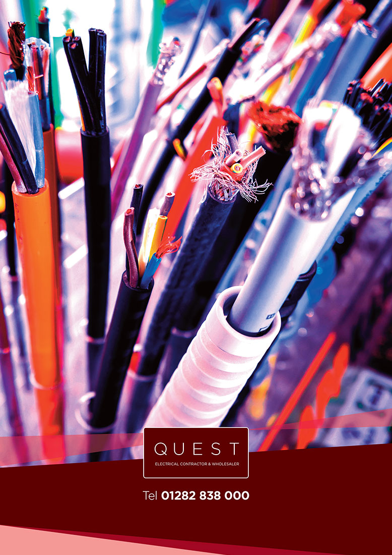 QUEST Electrical Branding