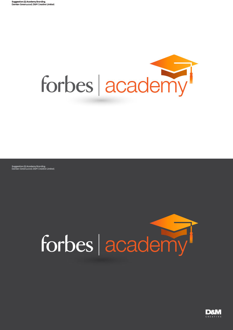 Forbes Solicitors Academy Brand Identity