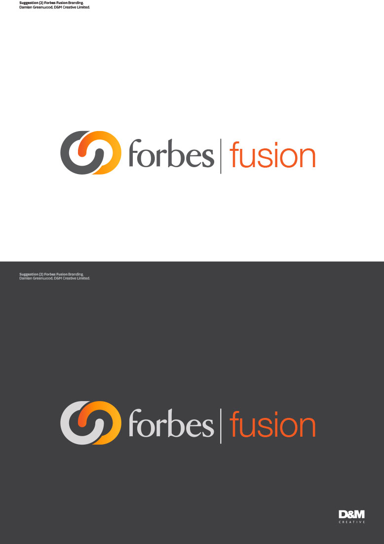 Forbes Solicitors Fusion Brand Identity
