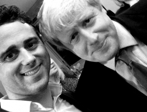 When Morgan Met Boris Johnson