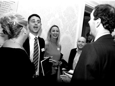 D&M Creatives's Morgan-Rothwell Meets George Osborne at 10 Downing Street