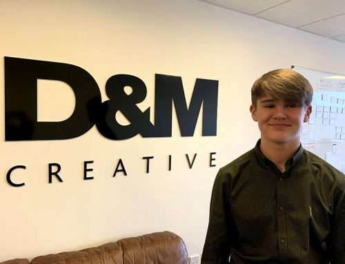 Max Charnock, Day Three, D&M Creative.